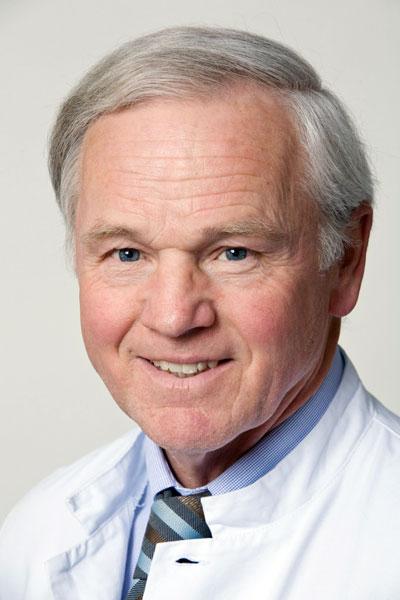 Prof. Dr. Axel Müller- Jensen, Facharzt für Nervenheilkunde & Neurologie