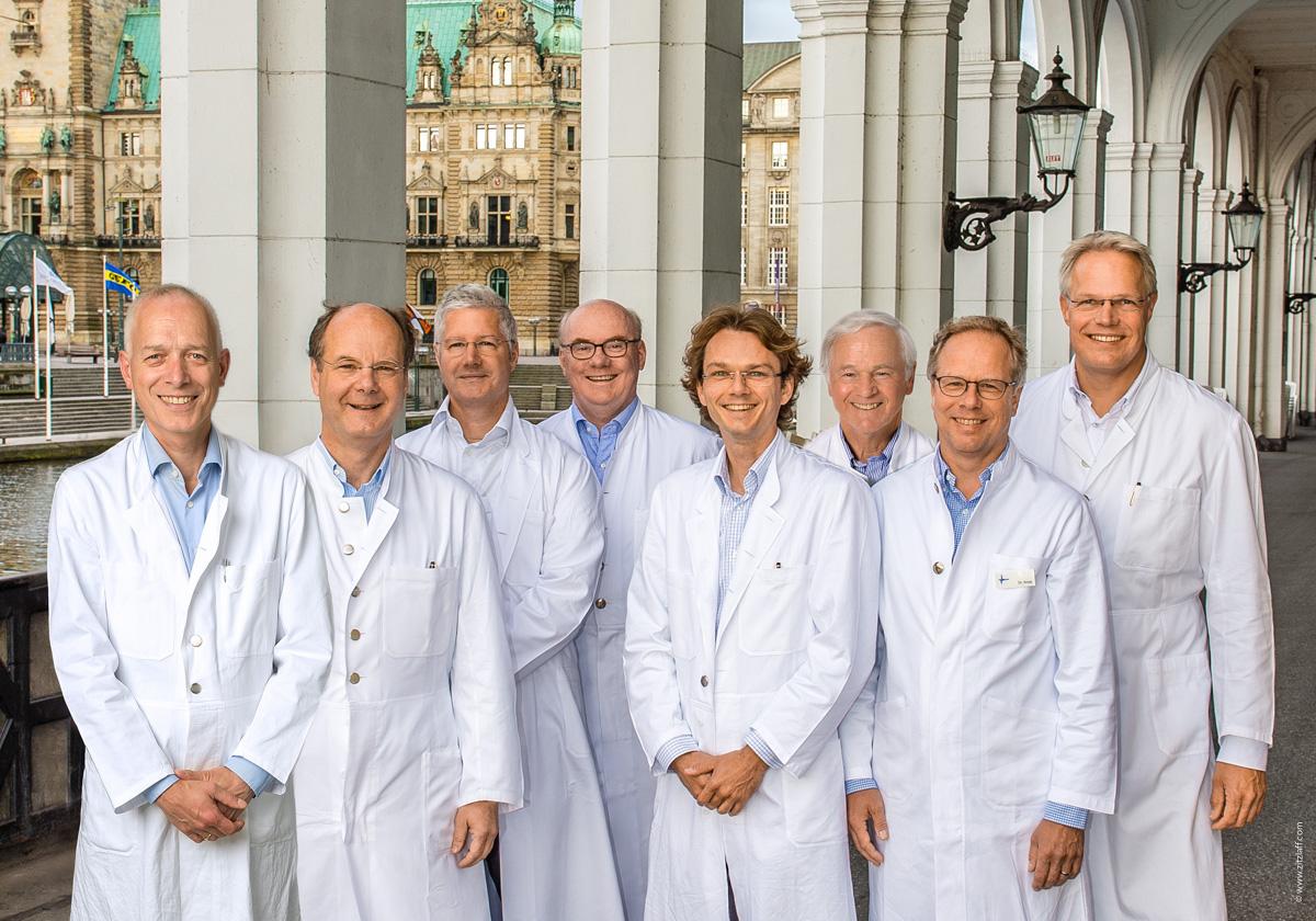 Ärzteteam Neurologie Neuer Wall, Hamburg | [© (c) Martin Zitzlaff, www.zitzlaff.com